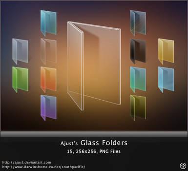 Ajust's Glass Folders