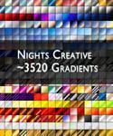 NCreative 3520 PS Gradients