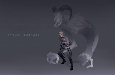 Adopt #52 [CLOSED] Animation by Luke-Sleepless