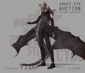Adopt #76 AUCTION [CLOSED] ANIMATION