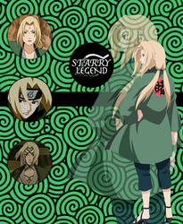 Tsunade basic background profile set by thelegendrp