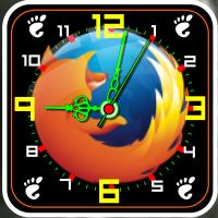 FireFox-clock by dewman12