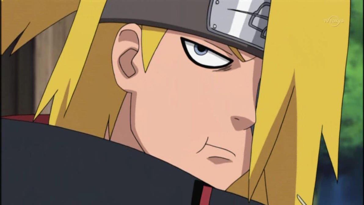 Deidara Rape Face - #traffic-club