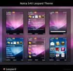 Nokia S40 Leopard Theme