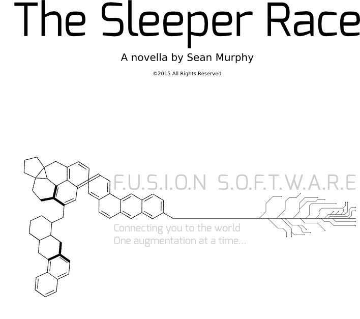 The Sleeper Race by exarobibliologist