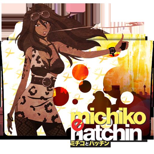 """Képtalálat a következőre: """"Michiko to Hatchin ico"""""""