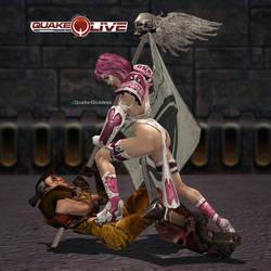 Major Scornforge by quake-goddess