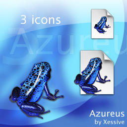 Azureus Icons by XSV