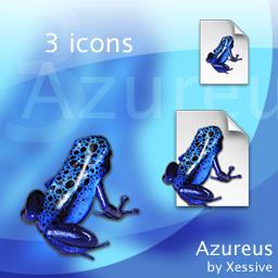 Azureus Icons by XSV