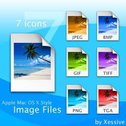Image File Icons