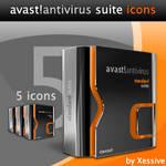 avast Antivirus Suite Icons