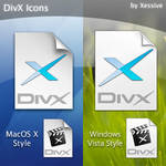 DivX Icons