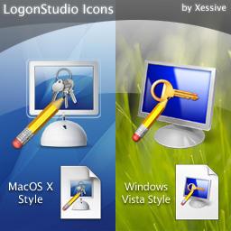 LogonStudio Icons by XSV