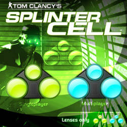 Splinter Cell Icons