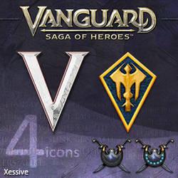 Vanguard Icons by XSV