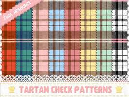 tartan patterns by inano2009