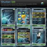 Shuriken 320