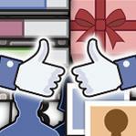 Vector Facebook Icons