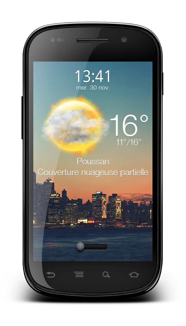 Weather Lock MIUI by marcarnal