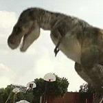 Dinosaur Jump Rope