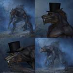 Wargen the Werewolf