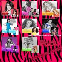 Extravagant Actions Pack by PartyWithTheStars