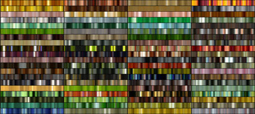 Combined Mineral Gradient Pack 01