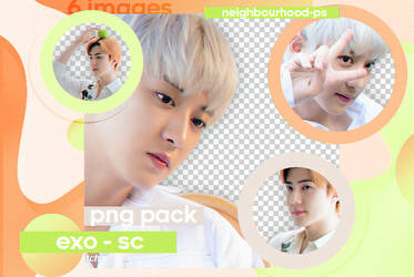 Exo - SC - png pack