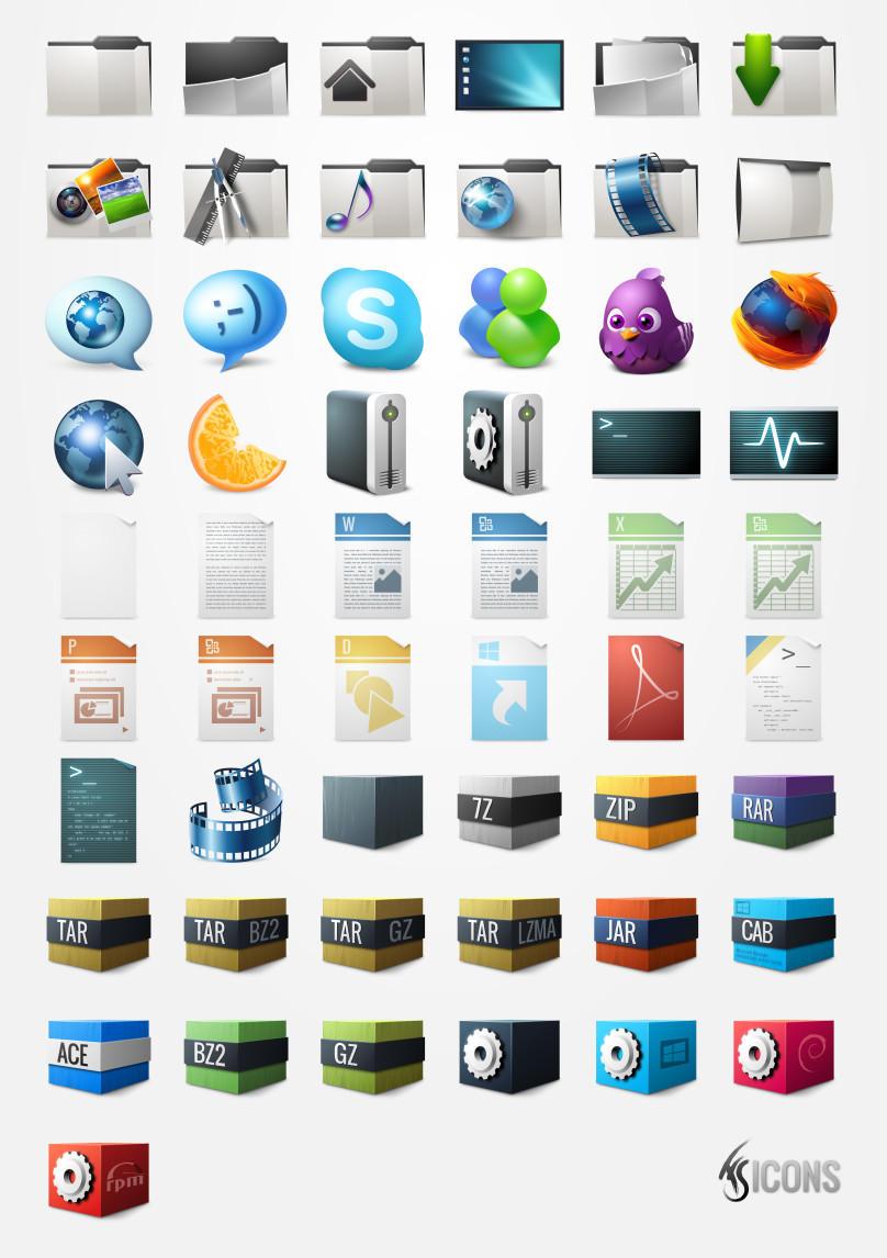 FS Icons by franksouza183