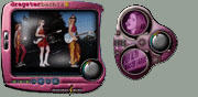 Dragster Barbie by DaveB