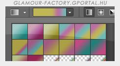 Photoshop Gradients 002# by Efruse