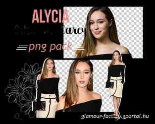 PNG PACK   Alycia Debnam-Carey by Efruse
