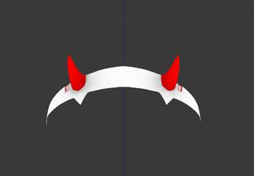 [ MMD + DL ] Zero Two Horns