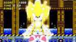 Super Sonic Gif (Check Description) by SAJ-Man