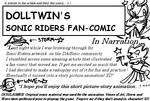 Doltwins SR Fan-Comic in Flash