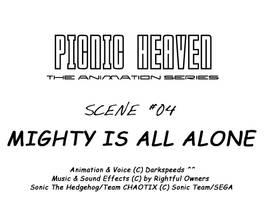 Mighty's All Alone by darkspeeds