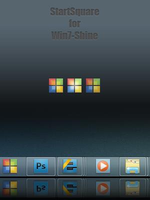 StartSquare for Win7-Shine