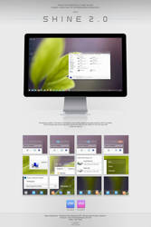 Shine 2.0 for Windows 7 by zainadeel