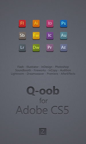 Q-oob for Adobe CS5 by zainadeel