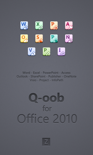 Q-oob for Office 2010 by zainadeel