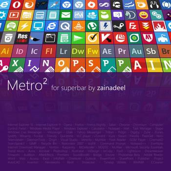 Metro2 for Superbar by zainadeel