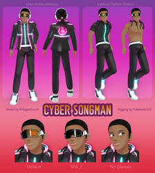 [Download Ceased] CYBER SONGMAN