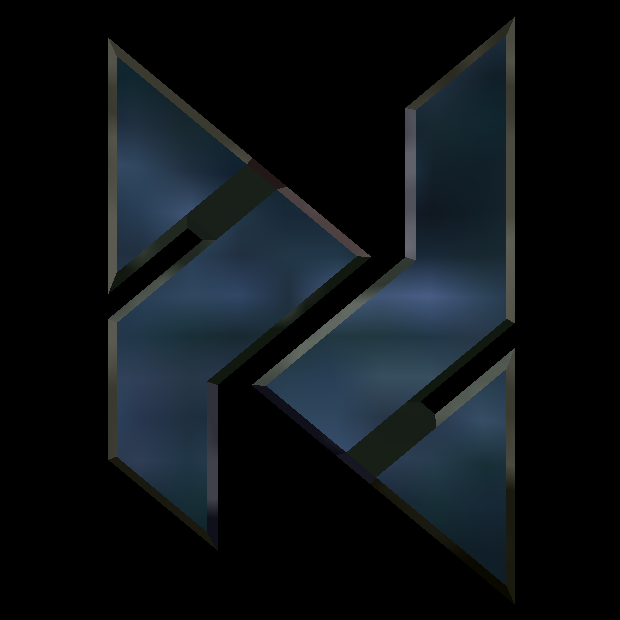 Perfect Dark style N64 icon