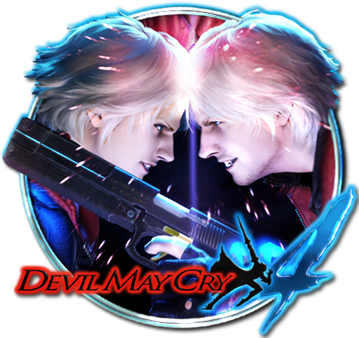 Devil May Cry 4 Dock Icon By Crystal-Rei-M On DeviantArt