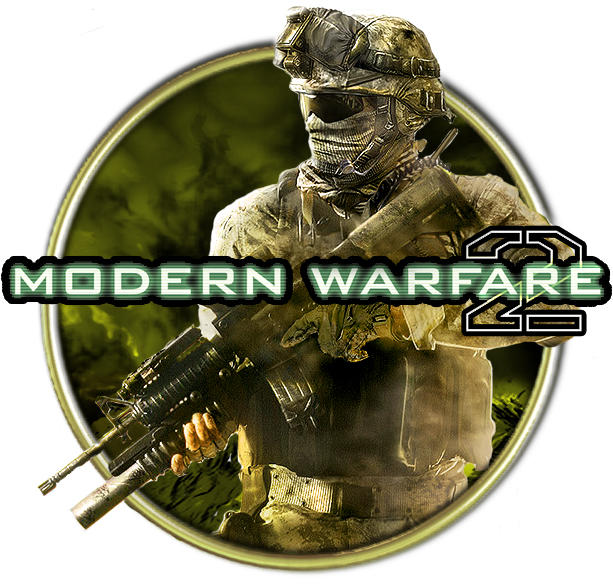 COD Modern Warfare 2 Dock Icon - 332.0KB