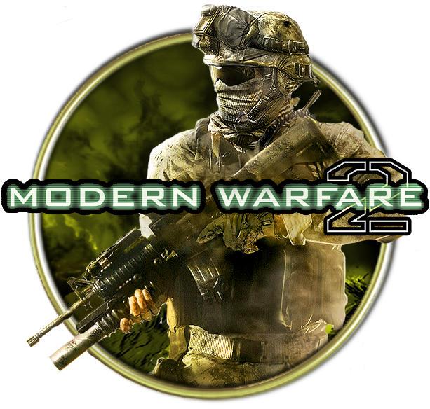 Call of duty 4 modern warfare icon deviantart