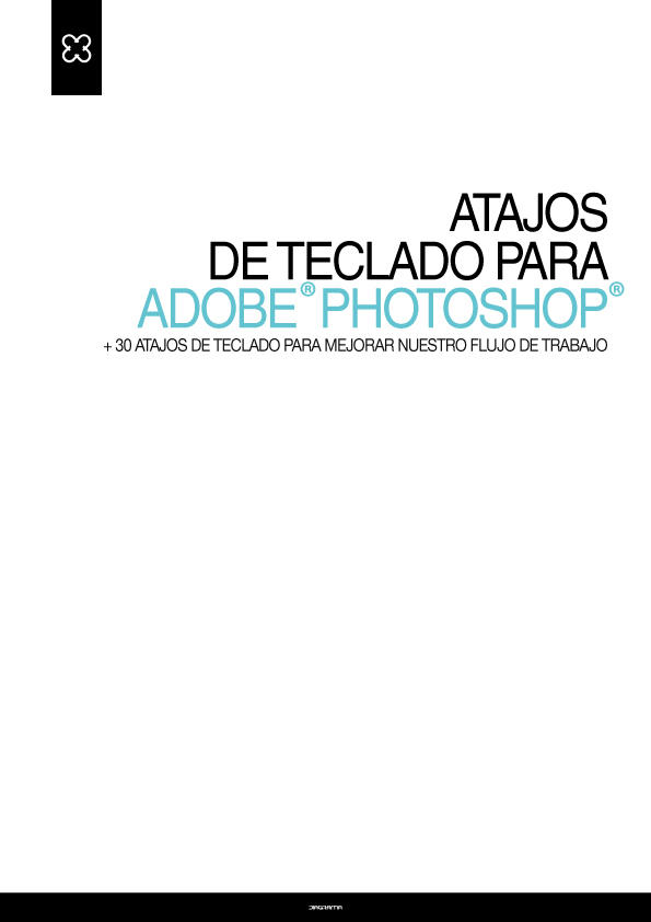 Atajos de teclado para Ps by diagrama
