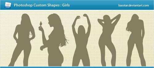 Girls by basstar