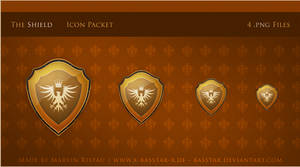 The Shield Icon Packet