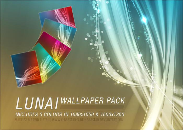 Lunai Wallpaper Pack by basstar